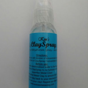 Kim's Clay Spray - Concentrated